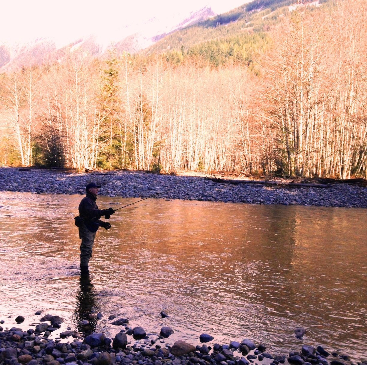Michael jay brown seattle attorney ryan swanson for Snoqualmie river fishing